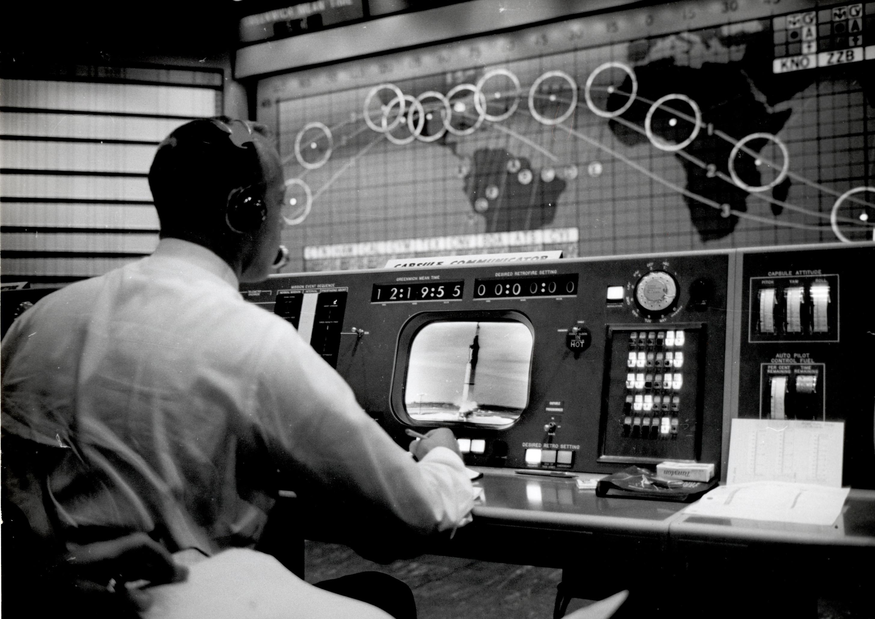 control flight center credits NASA